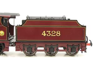 Ace Trains O Gauge E5A1 Fowler 4F Class 0-6-0 Loco and Tender R/N 4328 LMS Gloss Maroon Lined image 5