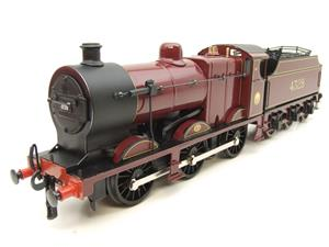 Ace Trains O Gauge E5A1 Fowler 4F Class 0-6-0 Loco and Tender R/N 4328 LMS Gloss Maroon Lined image 6