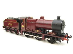Ace Trains O Gauge E5A1 Fowler 4F Class 0-6-0 Loco and Tender R/N 4328 LMS Gloss Maroon Lined image 7