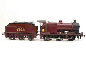 Ace Trains O Gauge E5A1 Fowler 4F Class 0-6-0 Loco and Tender R/N 4328 LMS Gloss Maroon Lined image 9