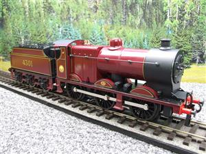 Ace Trains O Gauge E5A2 Fowler 4F Class 0-6-0 Loco and Tender R/N 4301 LMS Gloss Maroon Lined image 3