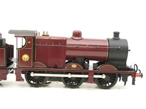 Ace Trains O Gauge E5A2 Fowler 4F Class 0-6-0 Loco and Tender R/N 4301 LMS Gloss Maroon Lined image 4