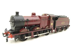 Ace Trains O Gauge E5A2 Fowler 4F Class 0-6-0 Loco and Tender R/N 4301 LMS Gloss Maroon Lined image 7