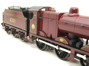 Ace Trains O Gauge E5A2 Fowler 4F Class 0-6-0 Loco and Tender R/N 4301 LMS Gloss Maroon Lined image 8