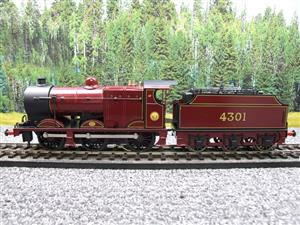 Ace Trains O Gauge E5A2 Fowler 4F Class 0-6-0 Loco and Tender R/N 4301 LMS Gloss Maroon Lined image 9