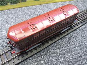 "Ace Trains O Gauge E17 London Transport Red Vickers Bo-Bo ""Sherlock Holmes"" Loco No 8 image 7"