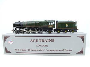 "Ace Trains O Gauge E27L BR Britannia Class ""Firth of Forth"" RN 70051 Electric 2/3 Rail Boxed image 1"