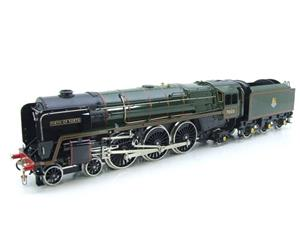 "Ace Trains O Gauge E27L BR Britannia Class ""Firth of Forth"" RN 70051 Electric 2/3 Rail Boxed image 5"