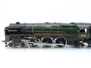 "Ace Trains O Gauge E27L BR Britannia Class ""Firth of Forth"" RN 70051 Electric 2/3 Rail Boxed image 10"