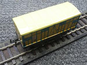 "Hornby Hachette Series French O Gauge No.4 ""ETAT"" Bestiaux Cattle Wagon NEW Pack image 7"