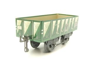 "Hornby Hachette Series French O Gauge No.5 Green 20 Ton ""Open Mineral"" Wagon NEW Pack image 2"