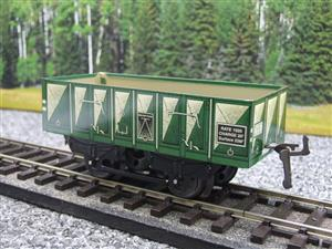 "Hornby Hachette Series French O Gauge No.5 Green 20 Ton ""Open Mineral"" Wagon NEW Pack image 3"
