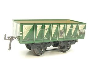 "Hornby Hachette Series French O Gauge No.5 Green 20 Ton ""Open Mineral"" Wagon NEW Pack image 4"