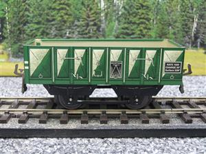 "Hornby Hachette Series French O Gauge No.5 Green 20 Ton ""Open Mineral"" Wagon NEW Pack image 5"