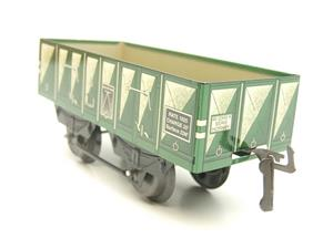"Hornby Hachette Series French O Gauge No.5 Green 20 Ton ""Open Mineral"" Wagon NEW Pack image 6"