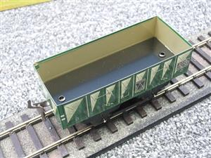 "Hornby Hachette Series French O Gauge No.5 Green 20 Ton ""Open Mineral"" Wagon NEW Pack image 7"