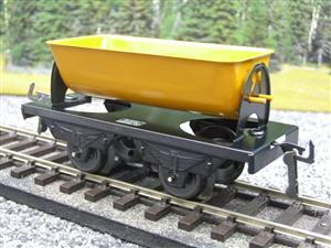 "Hornby Hachette Series French O Gauge No.14 ""Yellow Side Tipping"" Wagon NEW Pack image 3"