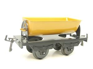 "Hornby Hachette Series French O Gauge No.14 ""Yellow Side Tipping"" Wagon NEW Pack image 4"