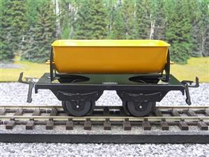 "Hornby Hachette Series French O Gauge No.14 ""Yellow Side Tipping"" Wagon NEW Pack image 5"