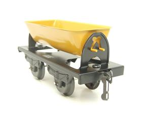 "Hornby Hachette Series French O Gauge No.14 ""Yellow Side Tipping"" Wagon NEW Pack image 6"