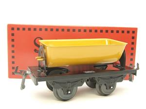 "Hornby Hachette Series French O Gauge No.14 ""Yellow Side Tipping"" Wagon NEW Pack image 10"