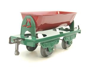 "Hornby Hachette Series French O Gauge No.22 ""Red Side Tipping"" Wagon NEW Pack image 2"