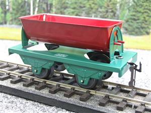 "Hornby Hachette Series French O Gauge No.22 ""Red Side Tipping"" Wagon NEW Pack image 3"