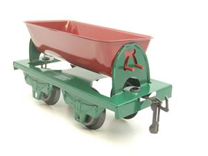 "Hornby Hachette Series French O Gauge No.22 ""Red Side Tipping"" Wagon NEW Pack image 6"
