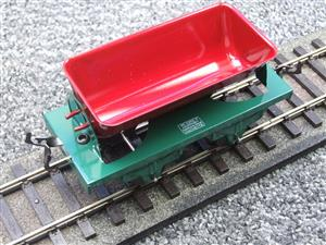"Hornby Hachette Series French O Gauge No.22 ""Red Side Tipping"" Wagon NEW Pack image 7"