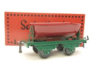 "Hornby Hachette Series French O Gauge No.22 ""Red Side Tipping"" Wagon NEW Pack image 10"