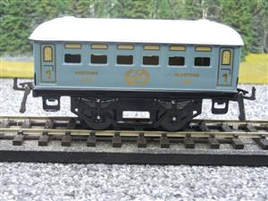 Hornby Hachette Series French O Gauge No.60 L/Blue 'Voiture Lits 1st Class 'Sleeping Car' Coach NEW image 5