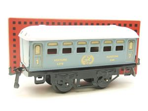 Hornby Hachette Series French O Gauge No.60 L/Blue 'Voiture Lits 1st Class 'Sleeping Car' Coach NEW image 10