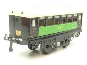 "Hornby Hachette Series French O Gauge No.23 Green & Black ""EST 3rd Class Passenger Coach NEW Pack image 2"