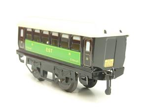 "Hornby Hachette Series French O Gauge No.23 Green & Black ""EST 3rd Class Passenger Coach NEW Pack image 6"