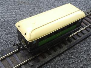 "Hornby Hachette Series French O Gauge No.23 Green & Black ""EST 3rd Class Passenger Coach NEW Pack image 7"