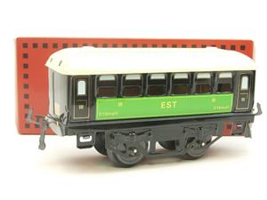 "Hornby Hachette Series French O Gauge No.23 Green & Black ""EST 3rd Class Passenger Coach NEW Pack image 10"