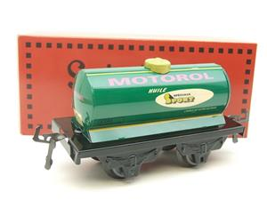 "Hornby Hachette Series French O Gauge No.40 ""MOTOROL"" Green Tanker Wagon NEW Pack image 10"