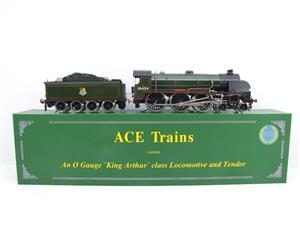 "ACE Trains O Gauge E/34-E2 BR Pre 56 Gloss Lined Green 4-6-0 ""Queen Guinevere"" 30454 Elec 2/3 Rail image 1"