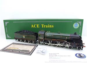 "ACE Trains O Gauge E/34-E2 BR Pre 56 Gloss Lined Green 4-6-0 ""Queen Guinevere"" 30454 Elec 2/3 Rail image 3"