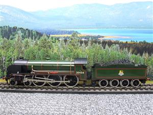 "ACE Trains O Gauge E/34-E2 BR Pre 56 Gloss Lined Green 4-6-0 ""Queen Guinevere"" 30454 Elec 2/3 Rail image 4"