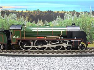 "ACE Trains O Gauge E/34-E2 BR Pre 56 Gloss Lined Green 4-6-0 ""Queen Guinevere"" 30454 Elec 2/3 Rail image 5"
