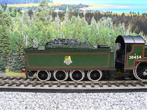 "ACE Trains O Gauge E/34-E2 BR Pre 56 Gloss Lined Green 4-6-0 ""Queen Guinevere"" 30454 Elec 2/3 Rail image 6"
