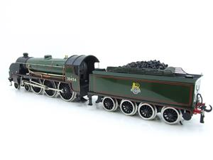"ACE Trains O Gauge E/34-E2 BR Pre 56 Gloss Lined Green 4-6-0 ""Queen Guinevere"" 30454 Elec 2/3 Rail image 9"