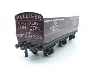 Darstaed O Gauge LNWR Six Wheel Motor Car Van R/N 603 Boxed 2/3 Rail Running image 4