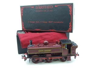"Darstaed O Gauge LT ""London Transport"" Pannier Tank Loco L.93 Electric 3 Rail Boxed image 1"