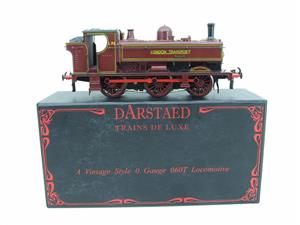 "Darstaed O Gauge LT ""London Transport"" Pannier Tank Loco L.93 Electric 3 Rail Boxed image 2"