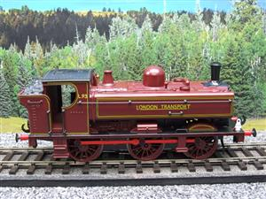 "Darstaed O Gauge LT ""London Transport"" Pannier Tank Loco L.93 Electric 3 Rail Boxed image 4"