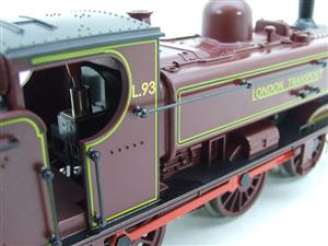 "Darstaed O Gauge LT ""London Transport"" Pannier Tank Loco L.93 Electric 3 Rail Boxed image 7"
