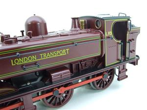 "Darstaed O Gauge LT ""London Transport"" Pannier Tank Loco L.93 Electric 3 Rail Boxed image 8"