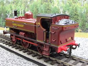 "Darstaed O Gauge LT ""London Transport"" Pannier Tank Loco L.93 Electric 3 Rail Boxed image 10"